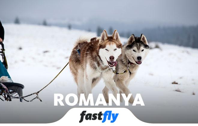 romanya havalimanı