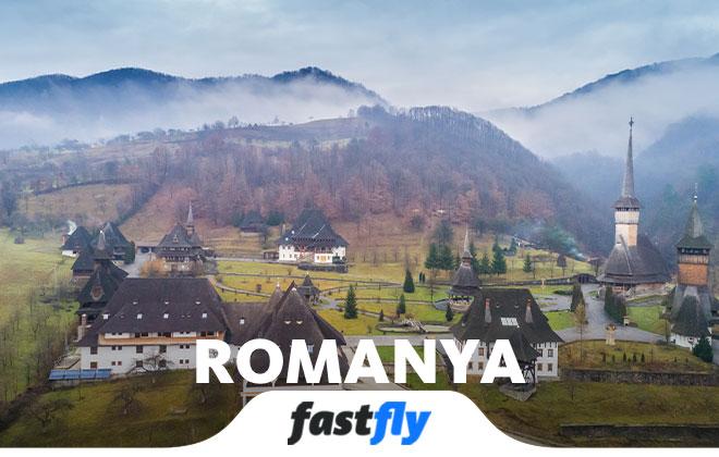 romanya tatil tur