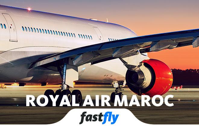 royal air maroc nerelere uçuyor