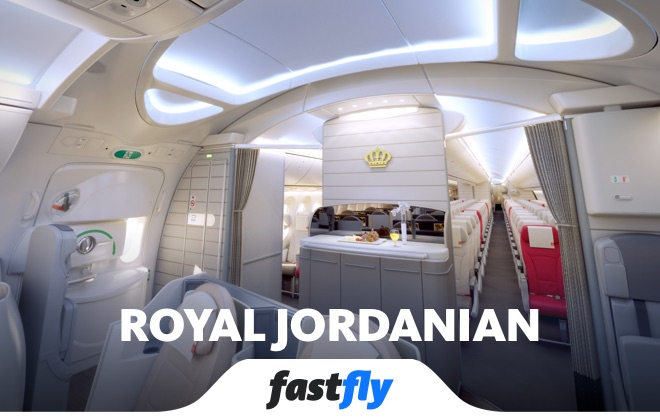 Royal Jordinian hakkında