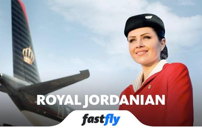 Royal Jordanian uçuşları