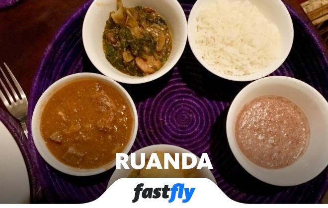 ruanda yemek kültürü