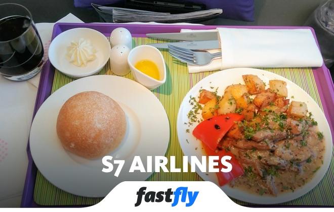 s7 airlines uçak bileti