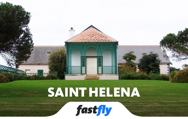 saint helena longwood evi
