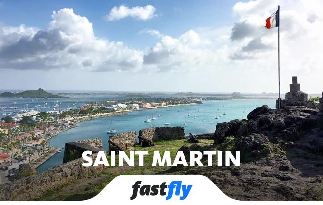 saint martin fort louis kalesi