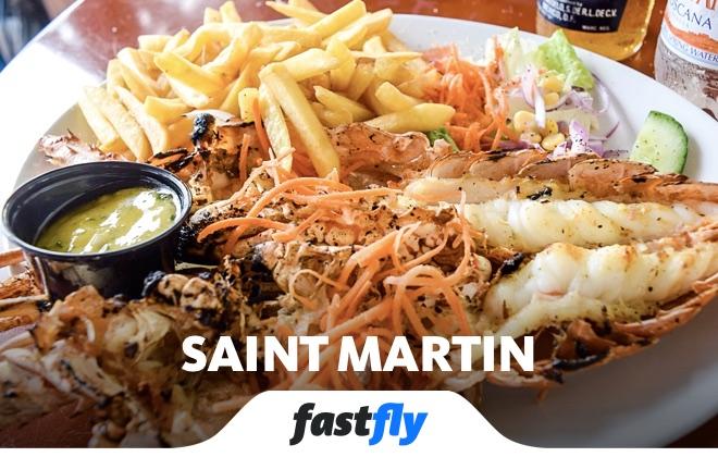 saint martin yemek kültürü