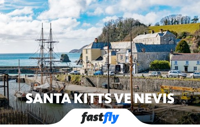 santa kitts ve nevis charlestown