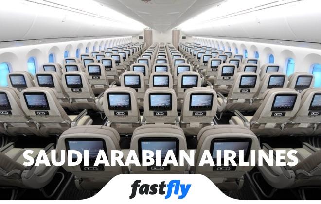 Saudi Arabian Airlines hakkında