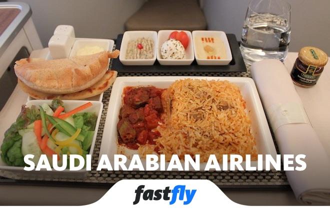 Saudi Arabian Airlines uçuşları