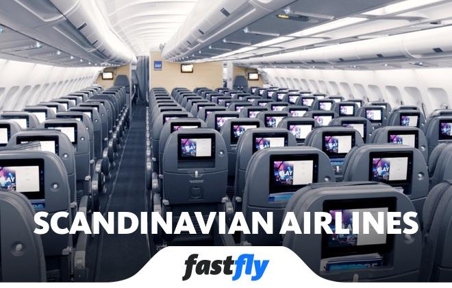 scandinavian airlines hakkinda