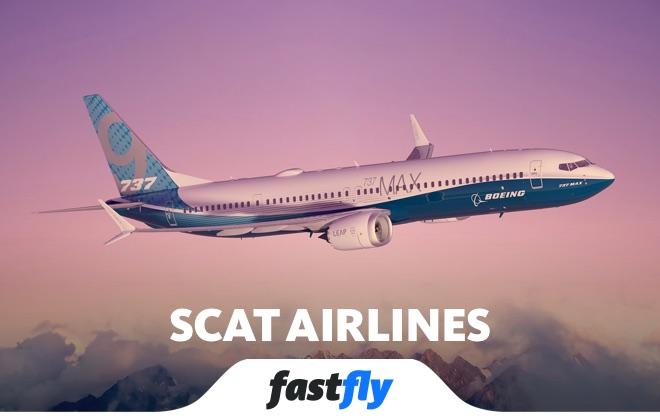 scat airlines haberleri