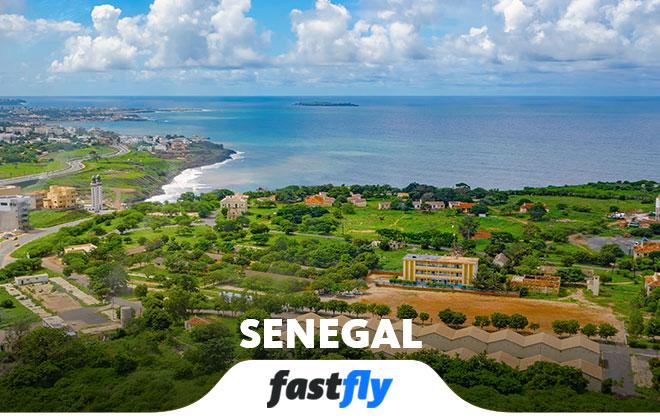 Senegal gezilecek yerler
