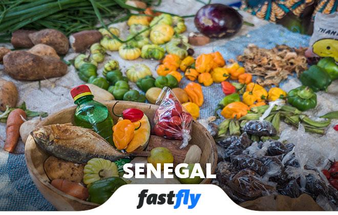 Senegal Yemek
