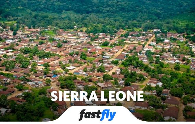 sierra leone charlotte kenema şehri