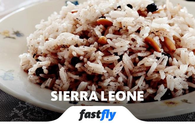 sierra leone charlotte yemek kültürü
