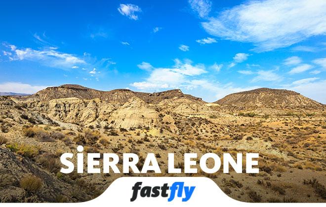 sierra leone gezilecek yerler