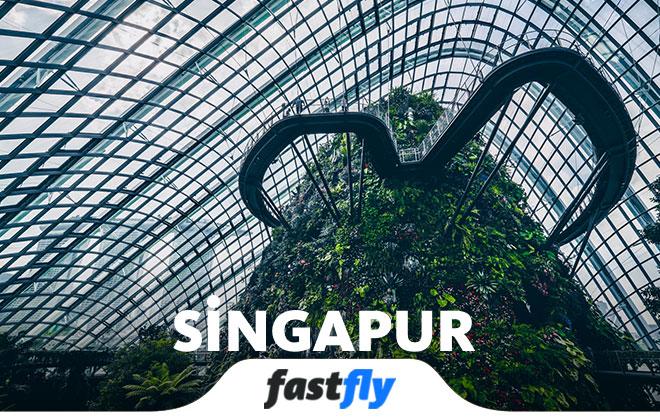 singapur gezilecek yer