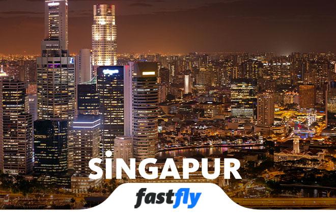 singapur nasıl gidilir