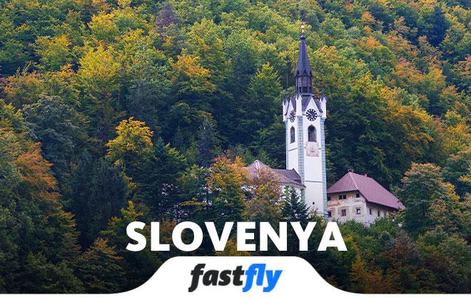slovenya nasıl gidilir