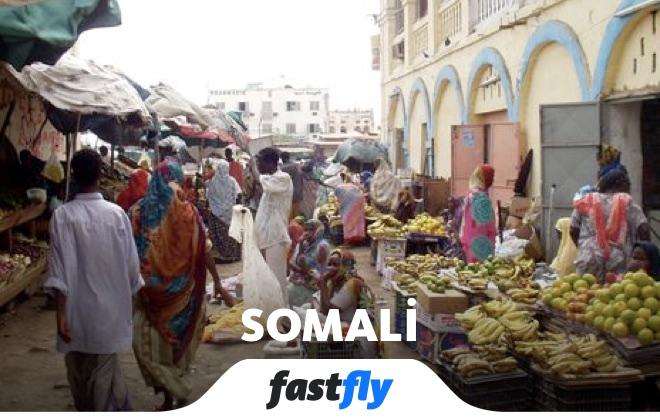 somali bakara pazarı