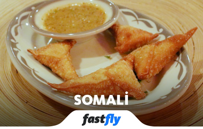 somali bakara yemek kültürü