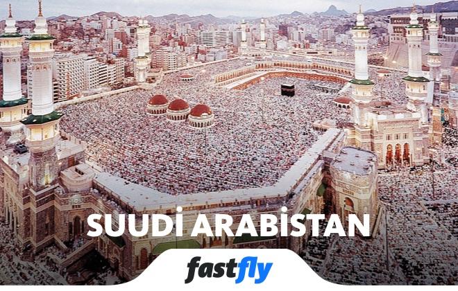 suudi arabistan mescid i haram