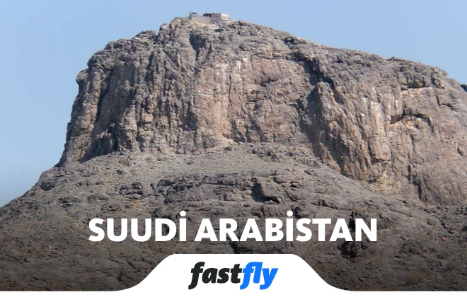 suudi arabistan nur dağı