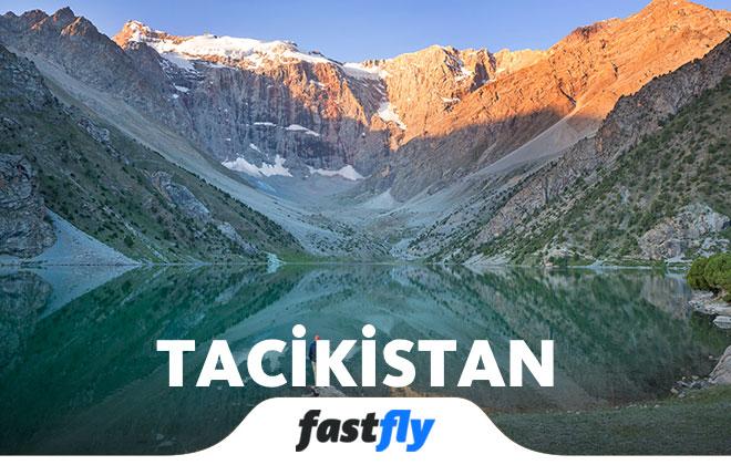 tacikistan havalimanı