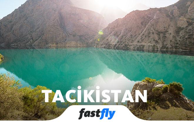 tacikistan nasıl gidilir