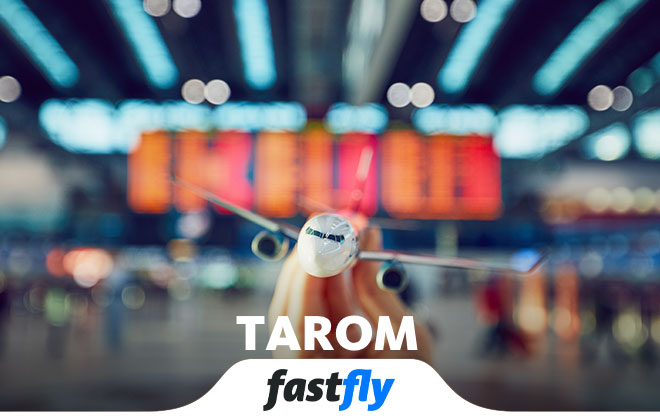 tarom nerelere ucuyor