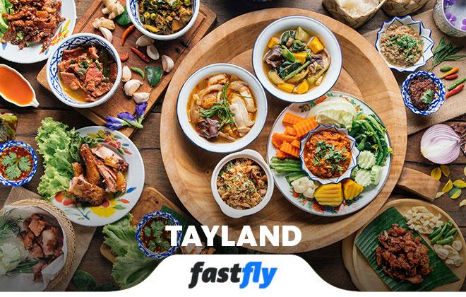 Tayland Yemek kültürü