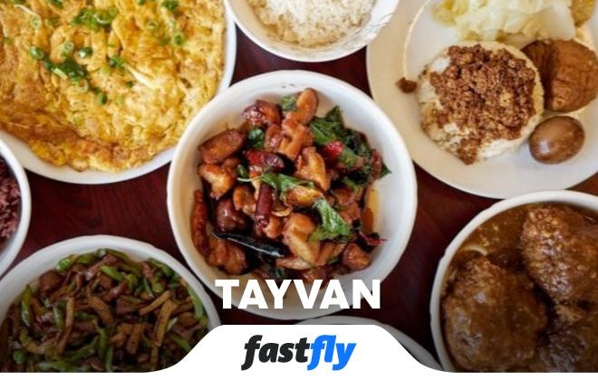tayvan yemek kültürü