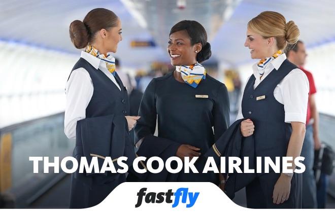 Thomas Cook Airlines uçak bileti