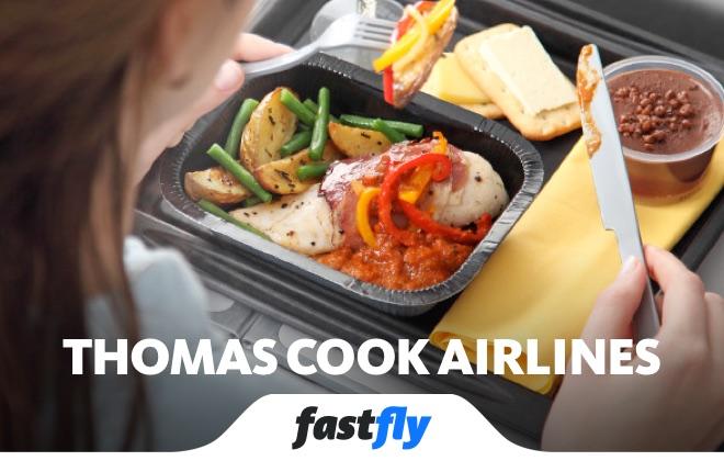 Thomas Cook Airlines uçuşları