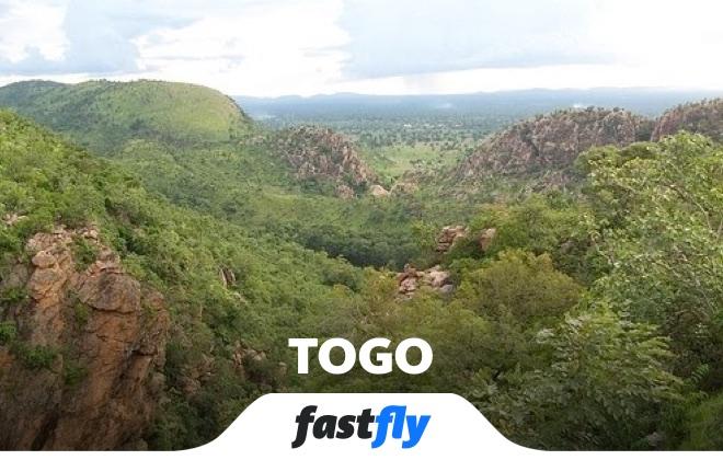 togo atakora sıradağları