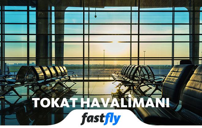 tokat havalimanı uçak bileti