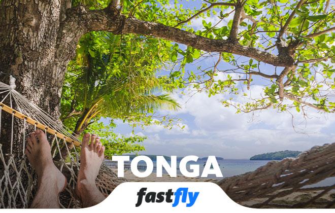 tonga uçak bileti