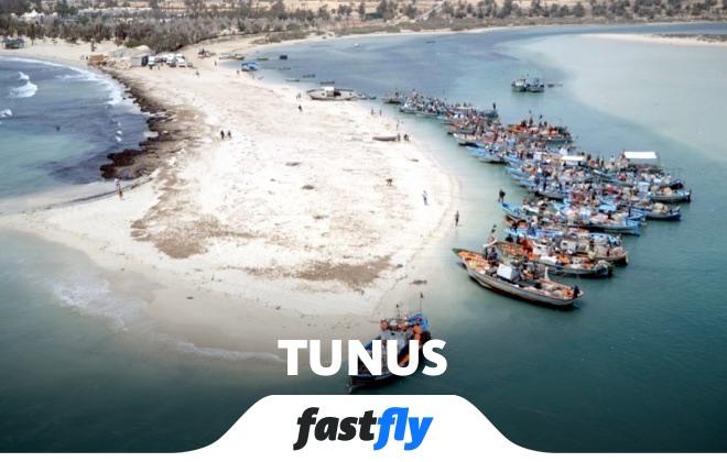 tunus djerba adası