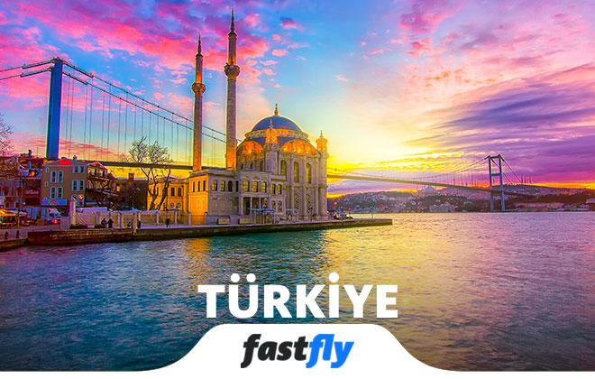 Türkiye ucuz uçak bileti