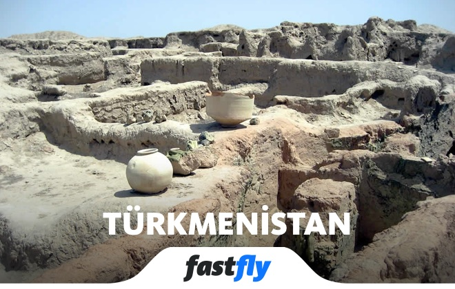 türkmenistan gonur tepe