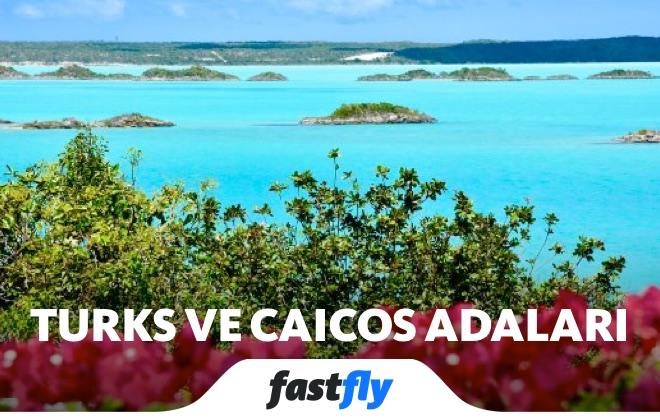 turks ve caicos adaları chalk sound milli parkı