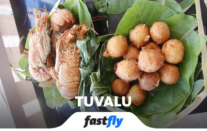 tuvalu yemek kültürü