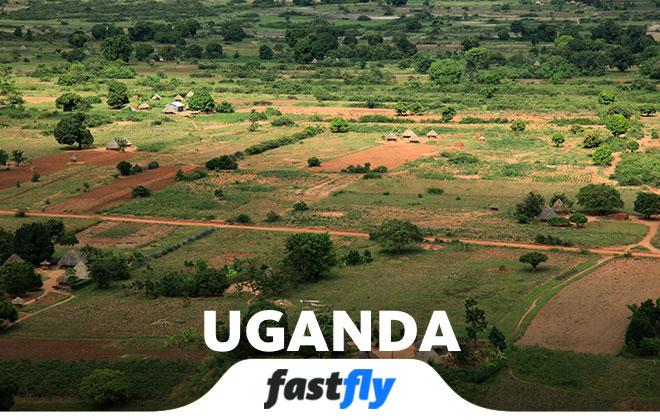 uganda havalimanı