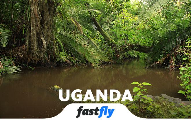 uganda nasıl gidilir