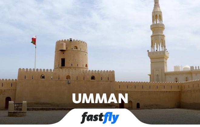 umman ras al hadd castle