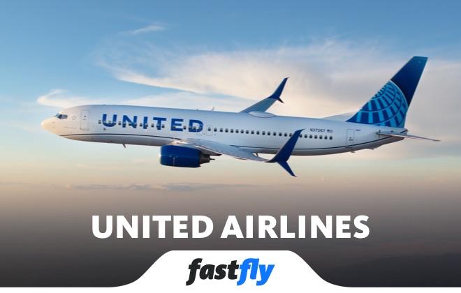 united airlines uçak bileti