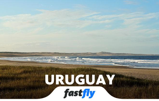 uruguay nasıl gidilir