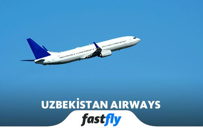 Uzbekistan Airways uçakları