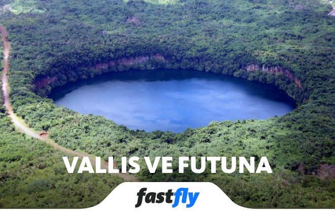vallis ve futuna lalolao gölü