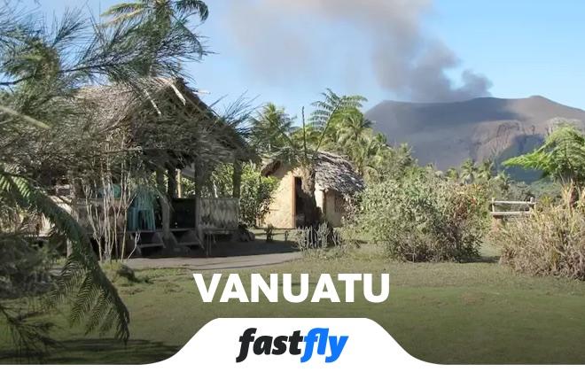 vanuatu yasur dağı